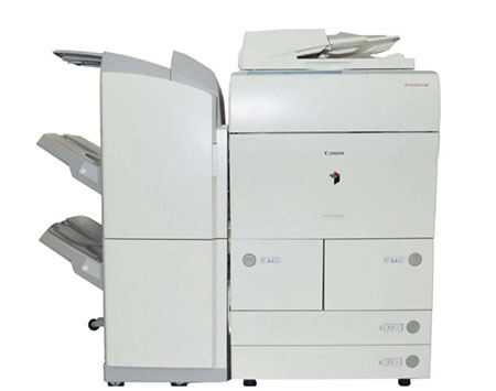 佳能复印机