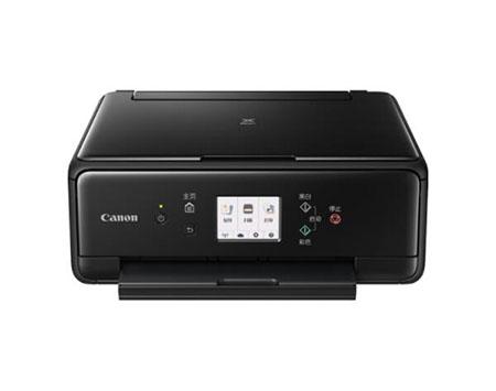 佳能TS6180(喷墨打印、复印、扫描、无线)佳能复印机