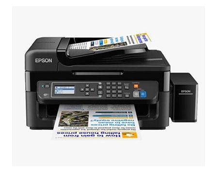 爱普生(EPSON)L565 (打印 复印 扫描 云打印 无线直连)